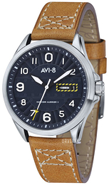 AVI-8 Hawker Harrier II Blå/Lær Ø45 mm AV-4045-02