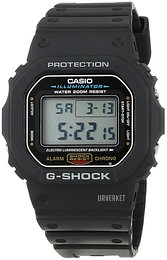 Casio G-Shock Resinplast 48.9x42.8 mm DW-5600E-1VER