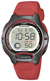 Casio Casio Collection Resinplast Ø34.9 mm LW-200-4AVEF