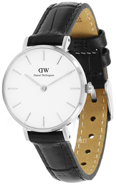 Daniel Wellington Classic Petite Reading Hvit/Lær Ø28 mm DW00100241