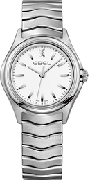 Ebel Wave Hvit/Stål Ø30 mm 1216192
