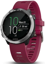 Garmin Forerunner 645 Music Flerfarget/Gummi Ø42.5 mm 010-01863-31