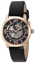 Invicta Sort/Sateng Ø37 mm 22656