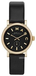 Marc by Marc Jacobs Sort/Lær Ø28 mm MBM1273