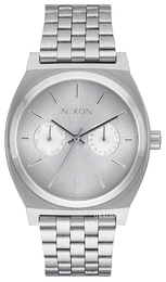 Nixon The Time Teller Sølvfarget/Stål Ø37 mm A9221920-00