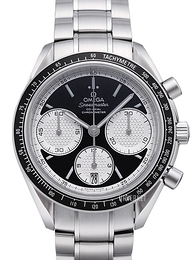 Omega Speedmaster Racing Co-Axial Chronograph 40mm Sort/Stål Ø40 mm 326.30.40.50.01.002