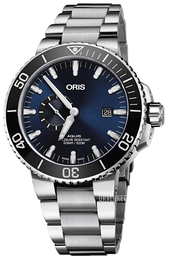 Oris Diving Blå/Stål Ø45.5 mm 01 743 7733 4135-07 8 24 05PEB