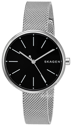 Skagen Sort/Stål Ø30 mm SKW2596