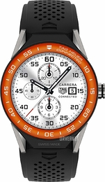TAG Heuer Connected Modular 45 LCD/Gummi Ø45 mm SBF8A8016.11FT6076