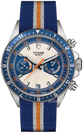 Tudor Heritage Chrono Flerfarget/Tekstil Ø42 mm 70330b-0003