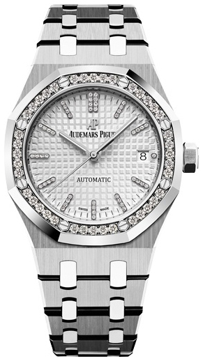 Audemars Piguet Royal Oak Dameklokke 15453IP.ZZ.1256IP.01 - Audemars Piguet