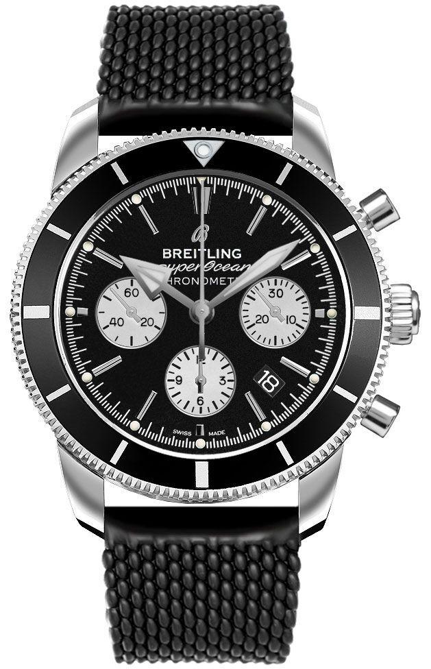 Breitling Superocean Heritage Ii Chronograph Herreklokke - Breitling