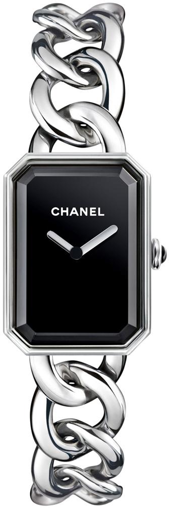 Chanel Premiere Dameklokke H3250 Sort/Stål 20x28 mm - Chanel