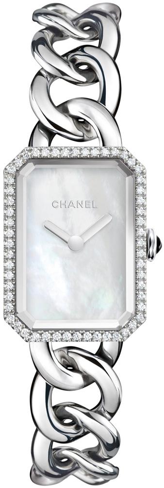 Chanel Premiere Dameklokke H3255 Stål 20x28 mm - Chanel