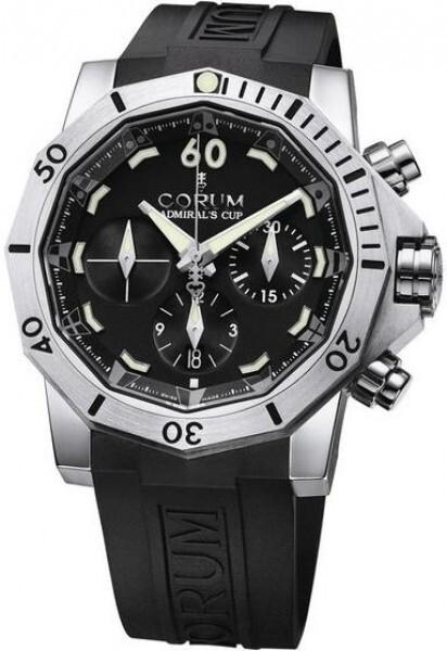 Corum Admirals Cup Seafender Herreklokke 753.451.04-0371 AN22 - Corum