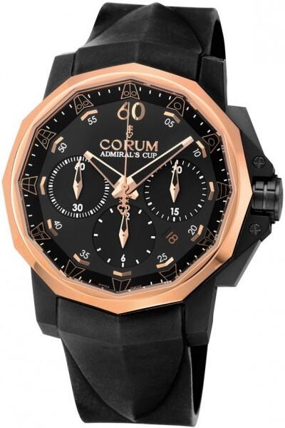 Corum Admirals Cup Challaenger 44 Herreklokke 753.803.03-0371 AN22 - Corum