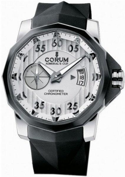 Corum Admirals Cup Challaenger 48 Herreklokke 947.951.95-0371 AK14 - Corum