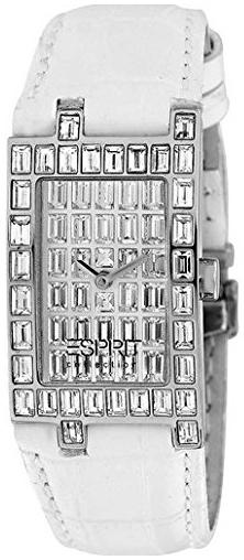 Esprit Esprit Collection Dameklokke EL101232F01 Krystallsmykket/Lær - Esprit