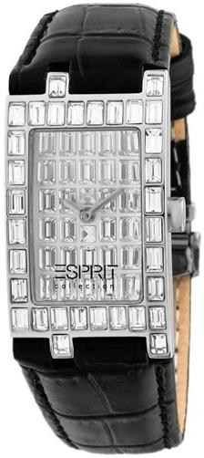 Esprit Esprit Collection Dameklokke EL101232F02 Krystallsmykket/Lær - Esprit