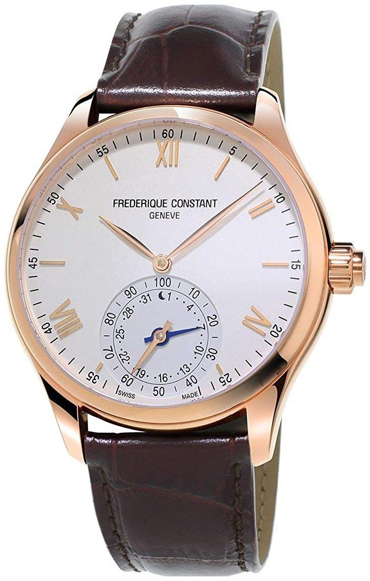 Frederique Constant Horological Smartwatch Herreklokke FC-285V5B4 - Frederique Constant