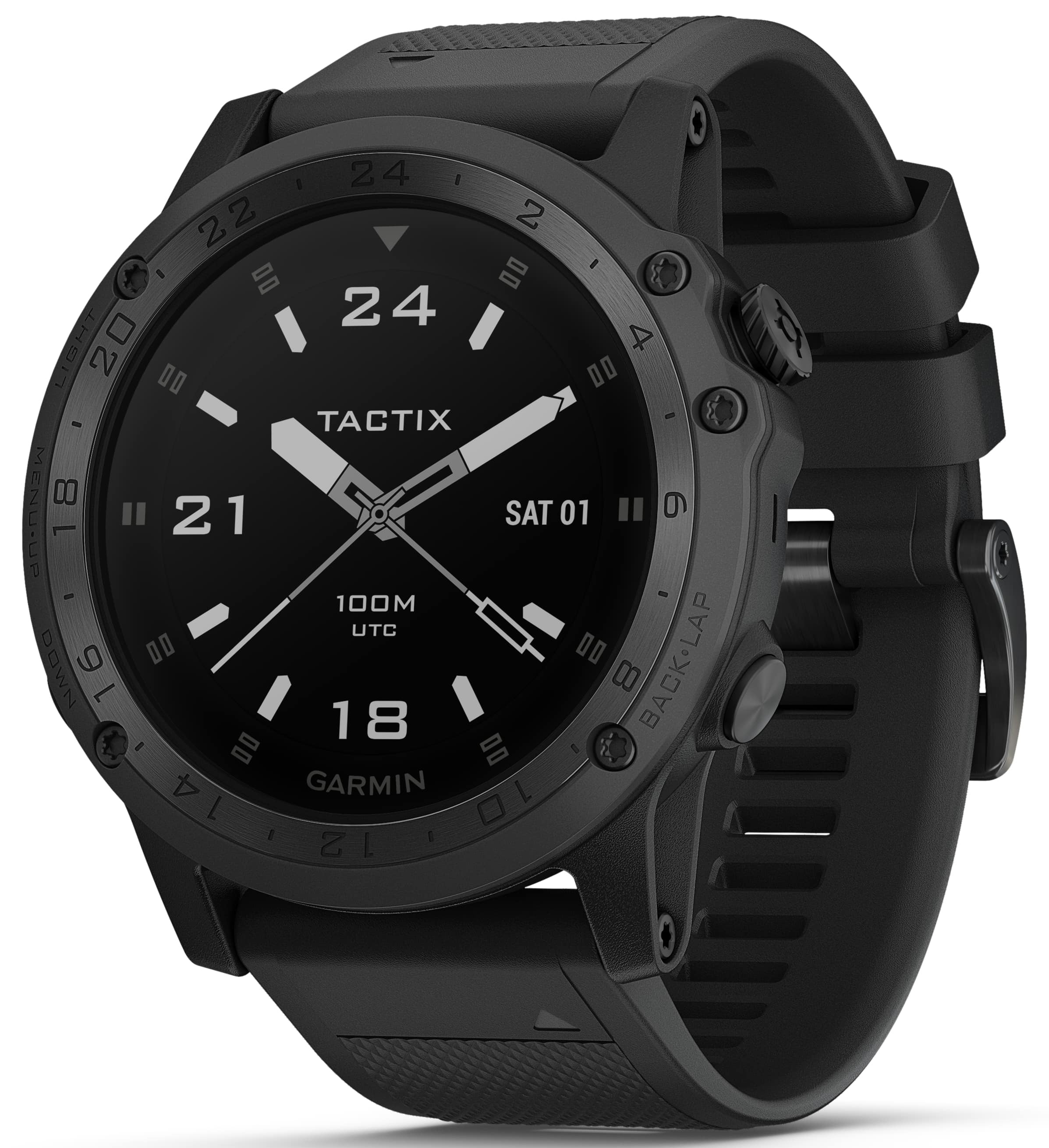 Garmin Tactix 010-02085-00 Sort/Gummi Ø51 mm - Garmin