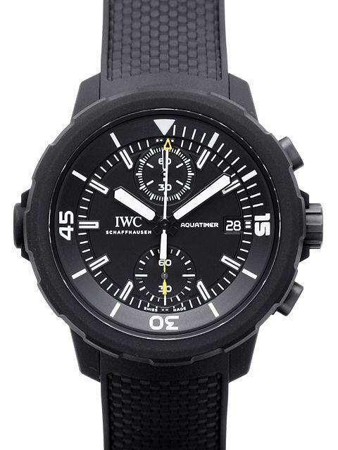IWC Aquatimer Chronograph Herreklokke IW379502 Edition Galapagos - IWC