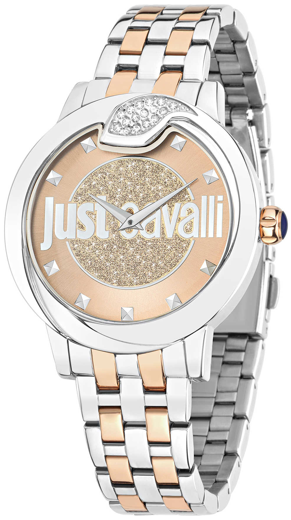 Just Cavalli Spire Dameklokke R7253598505 - Just Cavalli