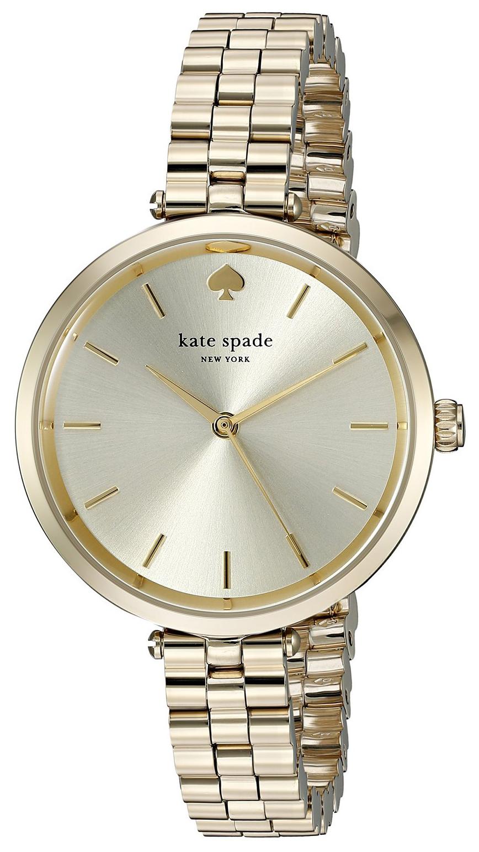 Kate Spade 99999 Dameklokke 1YRU0858 Champagnefarget/Gulltonet stål - Kate Spade
