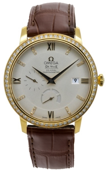 Omega De Ville Prestige Co-Axial Power Reserve 39.5mm Herreklokke - Omega