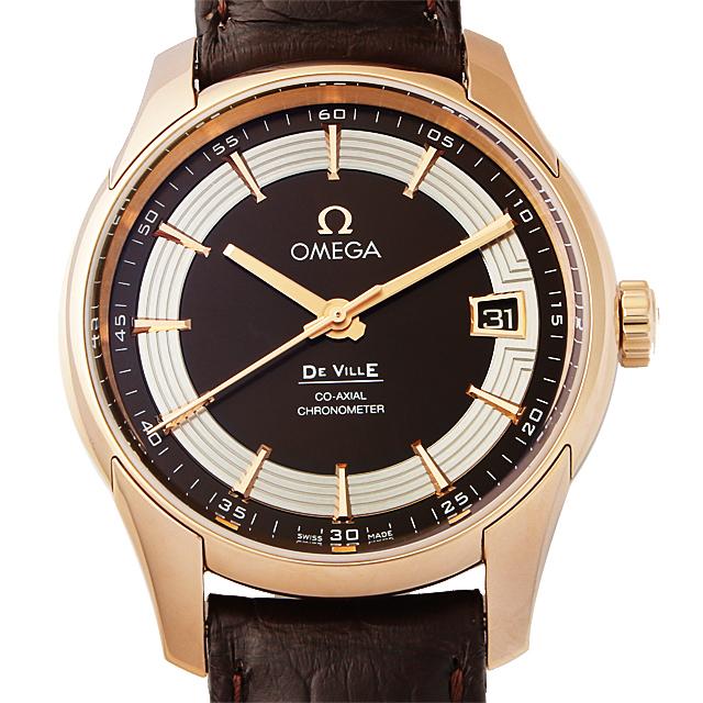 Omega De Ville Hour Vision Co-Axial 41mm Herreklokke - Omega