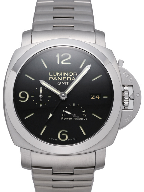 Panerai Contemporary Luminor 3 Days GMT Power Reserve Herreklokke PAM - Panerai