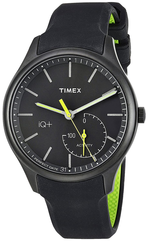 Timex Sport Herreklokke TW2P95100 Sort/Gummi Ø41 mm - Timex