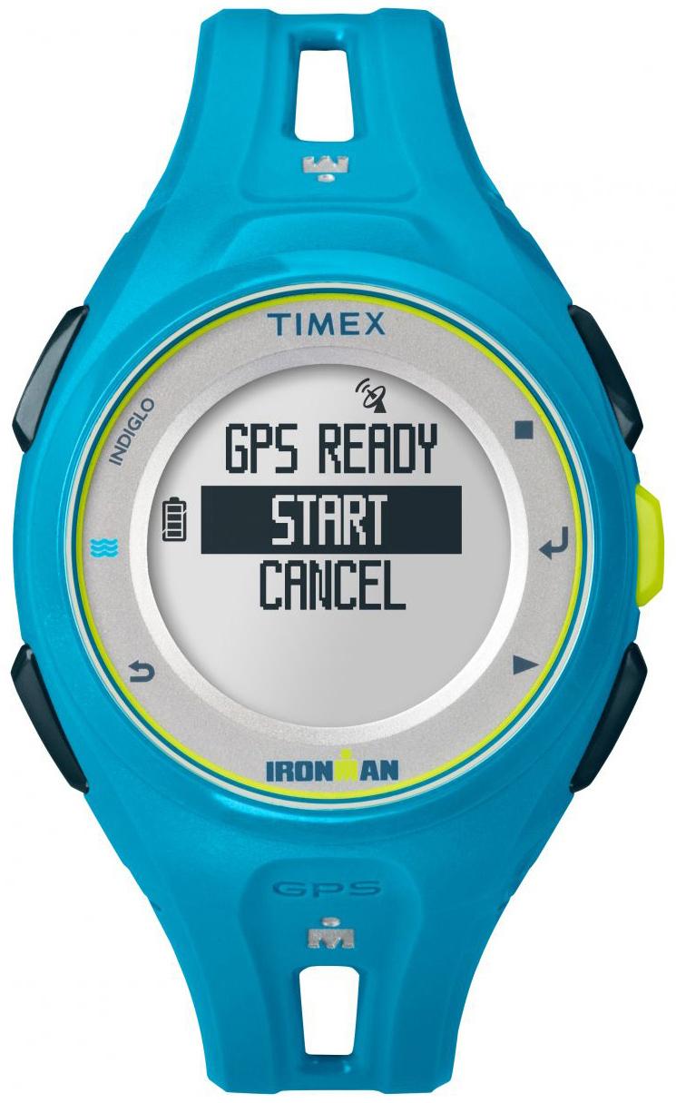 Timex Ironman TW5K87600 LCD/Resinplast Ø43 mm - Timex