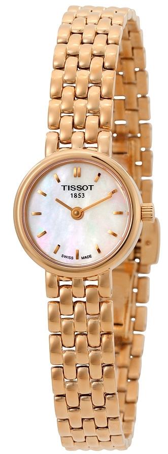 Tissot T-Lady Lovely Dameklokke T058.009.33.111.00 - Tissot