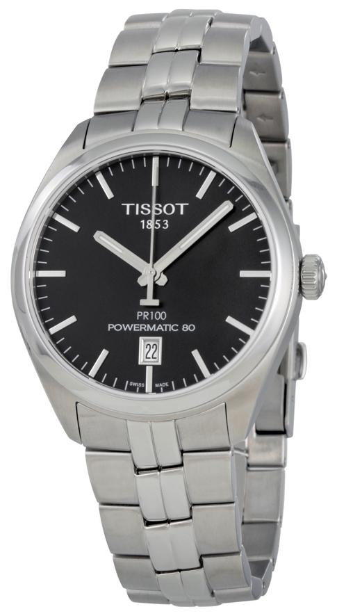 Tissot PR 100 Automatic Gent Herreklokke T101.407.11.051.00 - Tissot