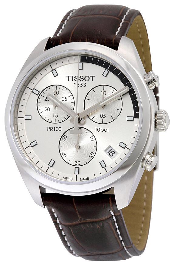 Tissot PR 100 Chronograph Gent Herreklokke T101.417.16.031.00 - Tissot
