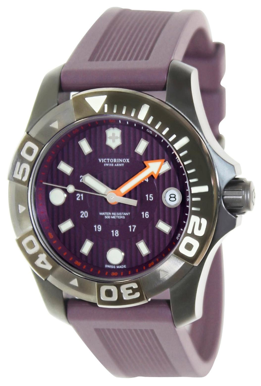 Victorinox Dive Master 241558 Lilla/Gummi Ø38 mm - Victorinox