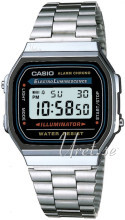 Casio Casio Collection Stål 38.6x36.3 mm