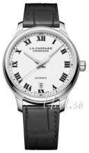 Chopard L.U.C 1937 Classic Hvit/Lær Ø42 mm
