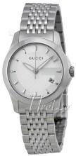 Gucci G-Timeless Sølvfarget/Stål Ø27 mm